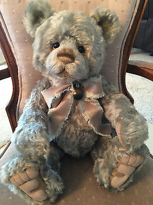 Charlie Bears Jive 2016 Isabelle Mohair Collection FREE US SHIP