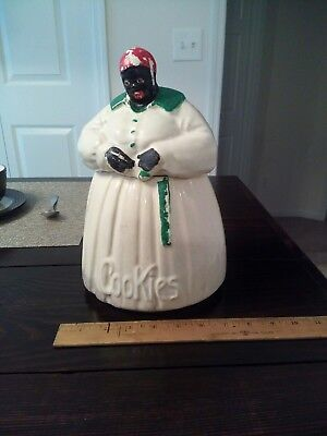 Vintage McCoy Mammy Cookie Jar