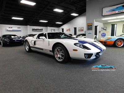 2005 Ford Ford GT Base Coupe 2-Door 2005 Ford GT, Low Miles and Just Fully Serviced!