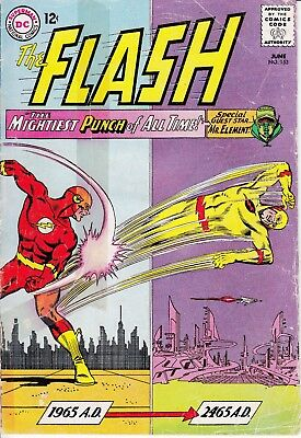 The Flash #153 (June 1965, DC)