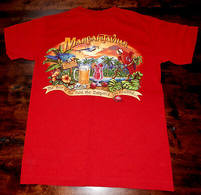 Margaritaville T-Shirt  Woman's Size Small