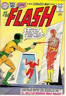 The Flash #119 (March 1961, DC)
