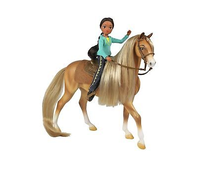 Breyer Spirit Riding Free - Spirit and Lucky Horse and Doll Gift Set