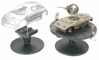 Tamiya 74522 New SPRAY-WORK PAINTING STAND Carousel SET f/ Modeling from Japan