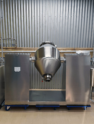 BRAND NEW 50L Rotary dryer (6h for complete drying)