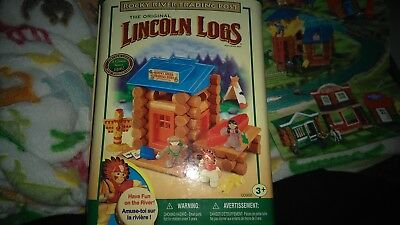 The Origanal Lincoln Logs - Rocky River Trading Post K'Nex 2003