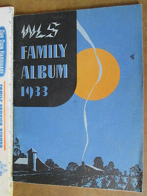 1933 WLS Family Album.  48 pages, radio hosts, programs & National Barn Dance