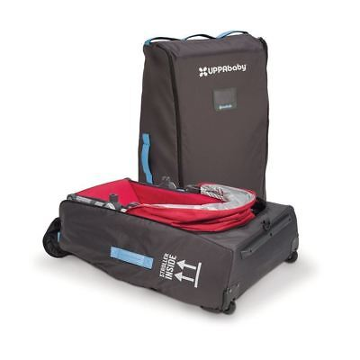UPPAbaby Vista Travel Safe Durable Travel Bag (INCLUDES TravelSafe Program)