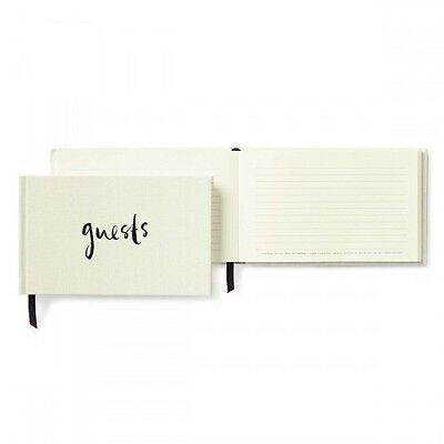 Kate Spade New York Well Wishes Guest Book