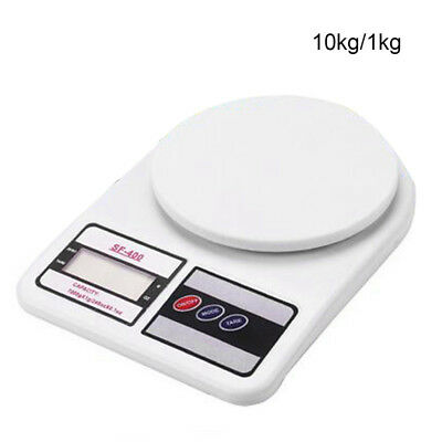 10kg LCD Display Digital Kitchen Scale Food Weighting Scales for Baking Cooking