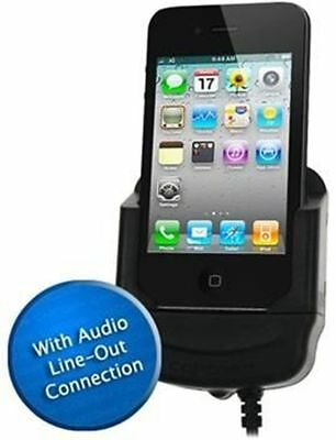 Carcomm Power Cradle w. Antenna Coupler - To Suit iPhone 4/4S