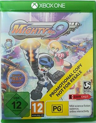 Mighty N. 9. Xbox One. Fisico.