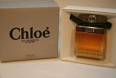 Chloé Eau de parfum intense 75 ml emballage d'origine 100% original