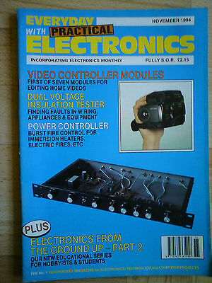 Everyday Practical Electronics November 1994