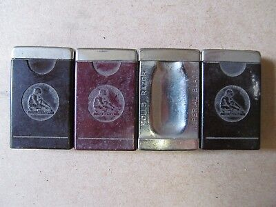 Great Vintage Rolls Razor Blades Complete With 4 Cases