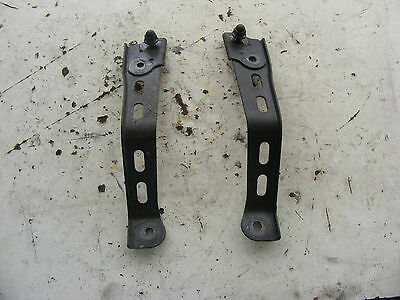 Kawasaki Zx7R Headlamp Brackets, Headlight Brackets, Fairing Brackets Head Lamp