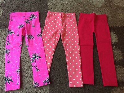 Girls Trousers 4-5 Years Bundle