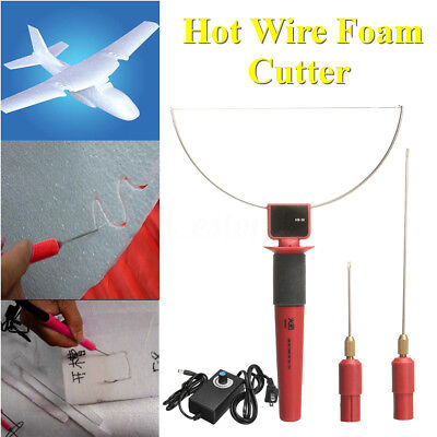 5Pcs/Set 12VDC Hot Wire Foam Cutter Replacement Tips Cable Styrofoam Polystyrene