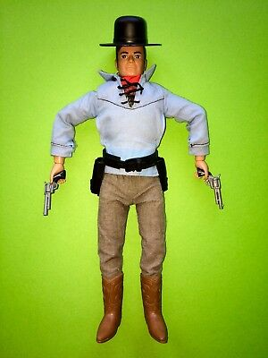 LONE RANGER Gabriel TOYS Marx 1973 Action TEAM Man Figur GI JOE Vintage BIG JIM