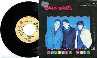 Talk Talk - Another Word / Candy