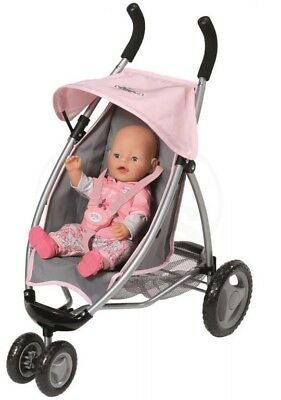 NEW Baby Born Jogger- Doll Not Included from Mr Toys