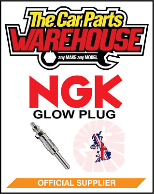 Genuine NGK Glow Plug NGK93707 / Y9001AS   Official UK Supplier