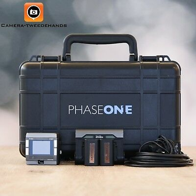Phase one p45+ back for Hasselblad H series