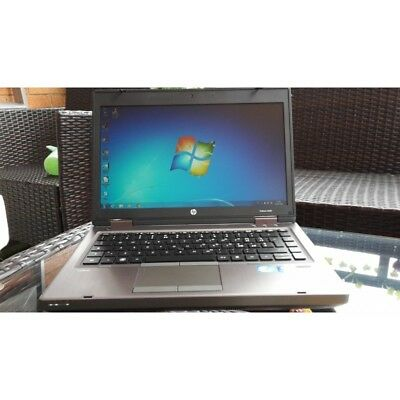 "NOTEBOOK 15.6"" HP PROBOOK 6550b QUAD CORE i5 2.67ghz professionale GARANZIA"