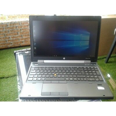"WORKSTATION 15.6"" HP ELITEBOOK 8570W i7-3720QM FULLHD 8GB USB3 NOTEBOOK GARANZIA"