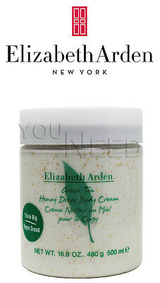 Elizabeth Arden green tea honey drops - crema corpo idratante 500 ml
