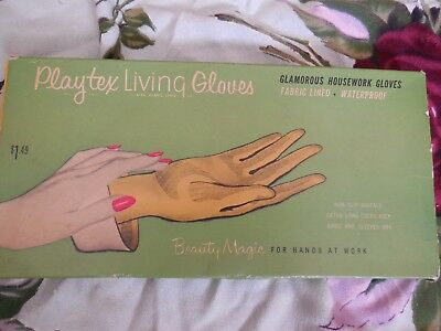 1953 Playtex Living Gloves - In original Box