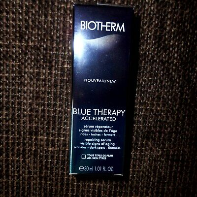 BIOTHERM BLUE THERAPY ACCELERATED repairing Serum All Skin Types 30 ml