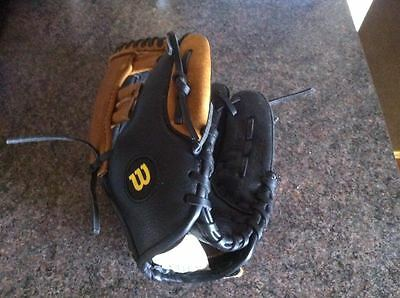 Wilson A360 9 inch T-Ball Baseball Glove WTA0360009 RHT Left Hand Leather Palm