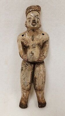 Period or Style of Pre-Columbian Female Fertility Figure