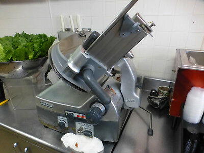 Hobart automatic meat slicer Model 2912