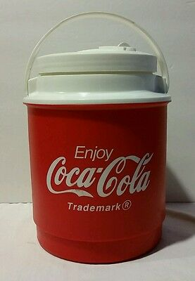 Rare Coca Cola Drink Dispenser Cooler