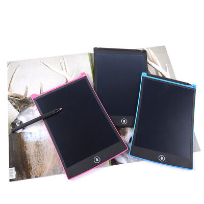 3 Colors LCD Writing Pad Notepad Electronic Drawing Tablet Graphics Board