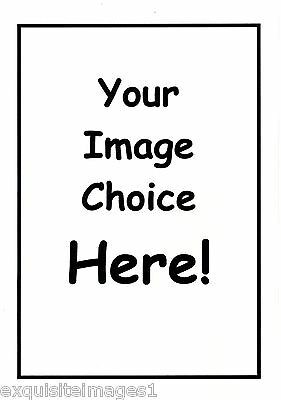 """Print~Any Image in Store~Matted with Black or White Mat to size 8"""" x 10"""""""