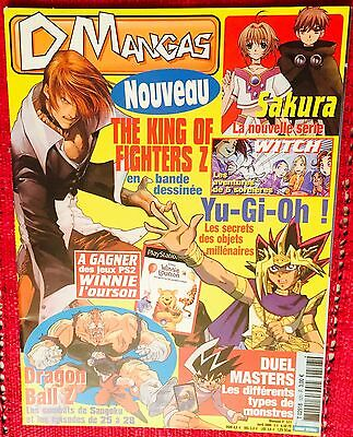 Magazine périodique manga - D.Mangas N*523 avril 2005 -  D manga dragon ball