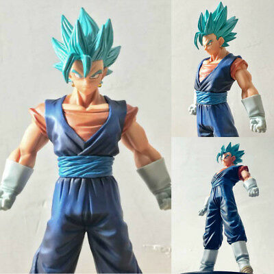 DXF Dragon Ball Z Super Saiyan God Blue Son Goku Gokou Vegeta Figure Figurine