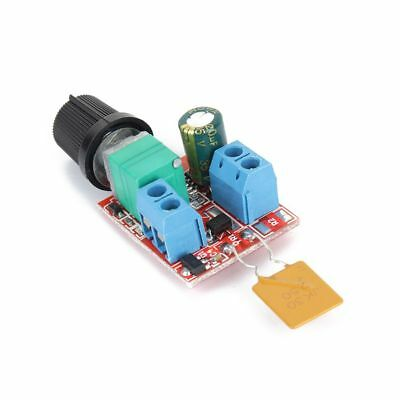 Mini DC Motor PWM Speed Controller 3V-35V 90w Speed Control Switch LED Dimmer SS