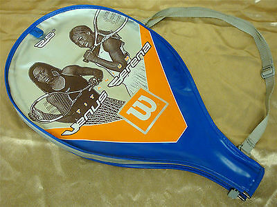 "Wilson - 25"" Tennis Racquet Cover - Venus & Serena Williams Images Design"