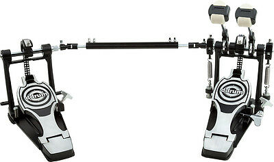 DDrum RXDP Double Kick Pedal - Dual Chain Drive - NEW!