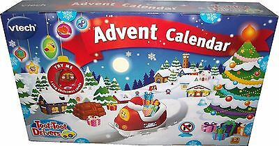 Vtech Toot-Toot Drivers Advent Calendar *bnib* 1-5 Years
