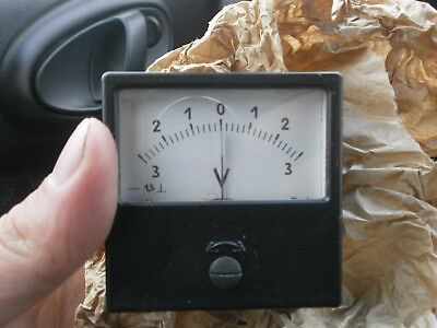 Voltage Multimeter  Voltmeter Indicator 1990 Vintage Soviet Russian USSR