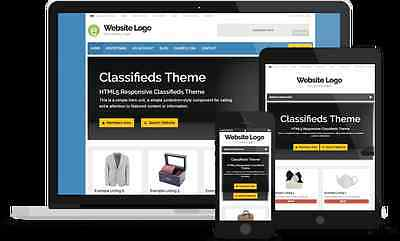 Superb Classified Ads Website - Make Money! An Exceptional Business Opportunity