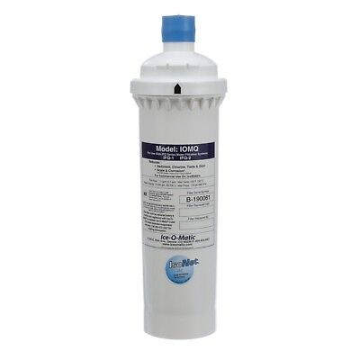 Ice-O-Matic IOMQ Water Filter Replacement Cartridge for IFQ1 & IFQ2