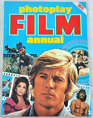 Photoplay Film  year book - vintage 1973 - RARE