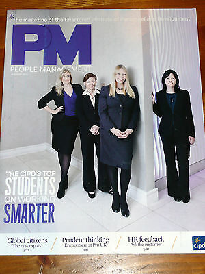 Pm People Management Mag Jan 2012 Reward Policy Engagement Expats Cust Service