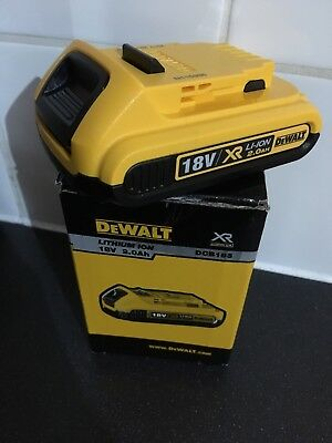 Dewalt 18v Battery 2AH DCB183 New !!!
